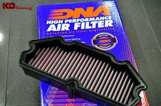 カワサキ Ninja250 ニンジャ250 DNA ハイパフォーマンス エアフィルター