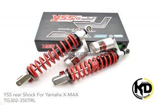 ヤマハ XMAX YSS TG302-350TRL G-Sport サスペンション