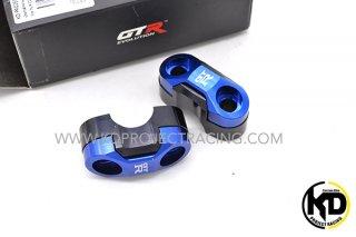 ホンダ PCX125(JF56) PCX150(KF18) GTR ハンドルアップ ブラケット 22mm 5色