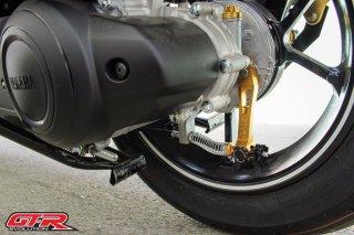 【一部国内在庫あり】ヤマハ AEROX155 エアロックス155 GTR ブレーキアーム 5色