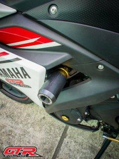 ヤマハ YZF-R3 GTR エンジンスライダー 5色
