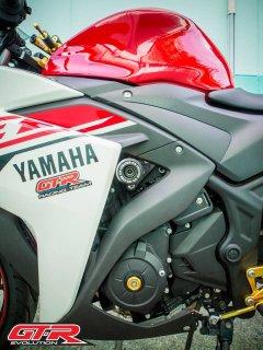 【一部国内在庫あり】ヤマハ YZF-R3 ジェネレーター カバー プラグ 5色 101111