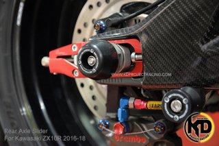 カワサキ Z900 リア アクスル スライダー
