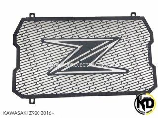 カワサキ Z900 K-TECH ラジエーターガード 2色