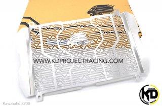 カワサキ Z900 LEON ラジエーターガード 2色
