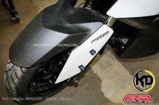 ヤマハ XMAX GTR フェンダー スライダー フロントフォーク スライダー 5色