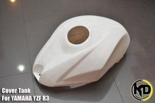 ヤマハ YZF-R25 タンクカバー 未塗装
