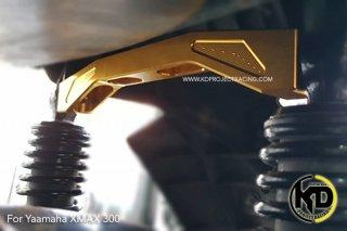 【一部国内在庫あり】ヤマハ XMAX リア サスペンション スタビライザー バランサー 4色