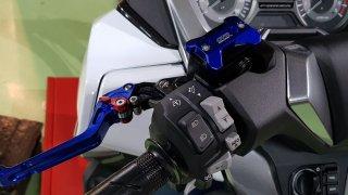 【一部国内在庫あり】ホンダ フォルツァ MF13 GTR ブレーキマスターシリンダーカバー 左右セット 4色