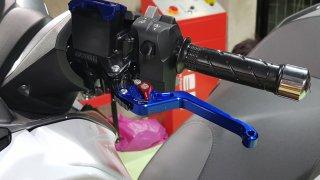 【国内在庫あり】ホンダ フォルツァ MF13 GTR 6段調整 ブレーキレバー 5色 101087