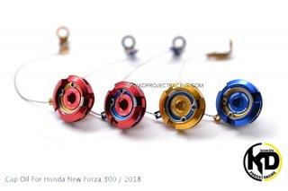 ホンダ フォルツァ MF13 Seven Speed オイルドレインプラグ 4色