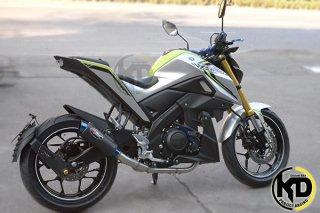 ヤマハ M-SLAZ Kangi Racing フルエキ マフラー
