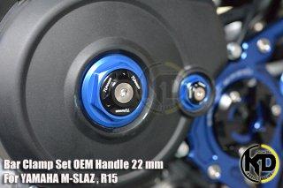 ヤマハ M-SLAZ ジェネレーター カバー キャップ 2色