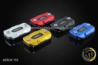 【国内在庫あり】ヤマハ QBIX GTR ブレーキマスターシリンダーカバー 5色 101062