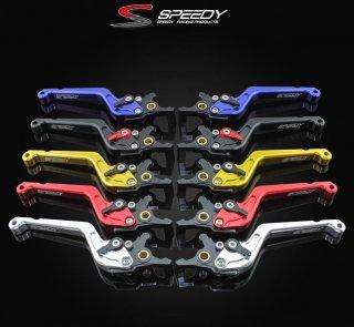 【一部国内在庫あり】ヤマハ NMAX125 NMAX155 SPEEDY 6段調整 ブレーキレバー 5色