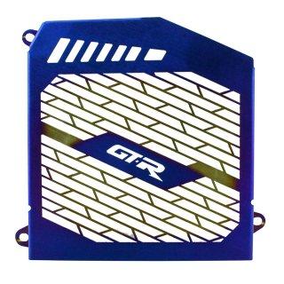 【国内在庫あり】ヤマハ NMAX125 NMAX155 GTR ラジエータ ガード グリル チタン ブルーゴールド 10110100