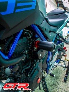 ヤマハ MT-03 GTR エンジンスライダー 5色