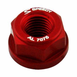 ヤマハ MT-03 SPEEDY M10×1.25 スプロケット ナット 6個セット 3色