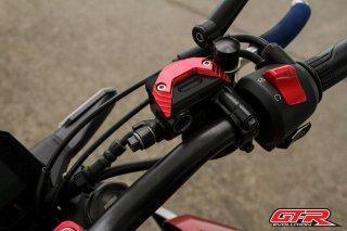 ホンダ CB250R GTR ブレーキマスターシリンダーカバー 5色