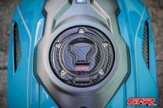 【国内在庫あり】ホンダ CB250R GTR タンクパッド タンクキャップカバー 10107100