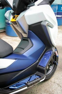 ホンダ フォルツァ MF13 Revolution ステップボード 5色 101100