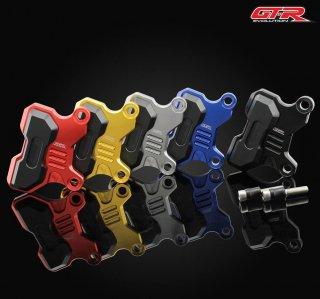 【国内在庫あり】ヤマハ XMAX GTR フロント ブレーキ キャリパー ガード カバー 5色 101061