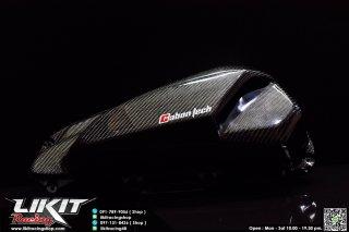 ホンダ フォルツァ MF13 CARBON TECH カーボン エアクリーナーケース カバー
