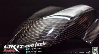 【国内在庫あり】ホンダ フォルツァ MF13 CARBON TECH カーボン フロントフェンダー 前部 10301700