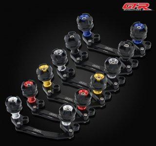 ホンダ PCX(JF81・JF84) PCX150(KF30) GTR マフラーガード マフラースライダー 6色