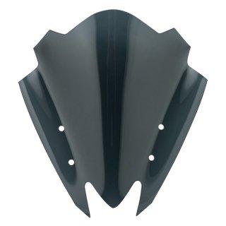 ヤマハ NVX125 ウインドシールド ウインドスクリーン ブラック 10111600