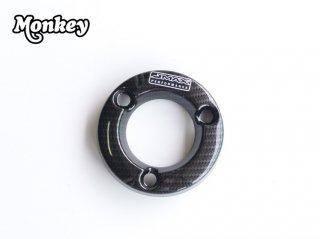 ホンダ モンキー125 カーボン クランクケース プロテクター カバー