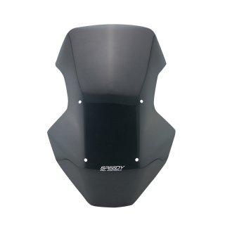 ホンダ ADV150 SPEEDY ウインドシールド ウインドスクリーン ブラック #1 10104800
