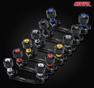 ホンダ ADV150 GTR マフラーガード マフラースライダー 6色 101137