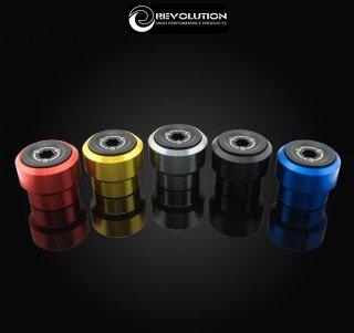 【一部国内在庫あり】ホンダ ADV150 Revolution リヤホイールセンターナットカバー 5色 101092