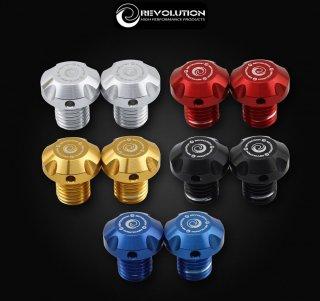 【一部国内在庫あり】ホンダ ADV150 Revolution ミラーホールカバー 5色 101115