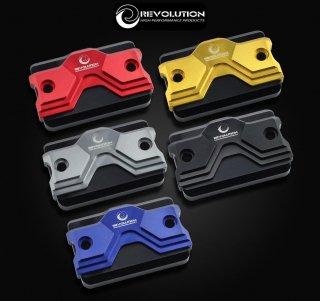 【一部国内在庫あり】ホンダ ADV150 Revolution ブレーキ マスターシリンダー カバー 5色 101089