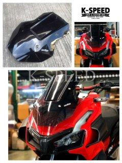 ホンダ ADV150 Motive ウインドシールド ウインドスクリーン ブラック 10506300