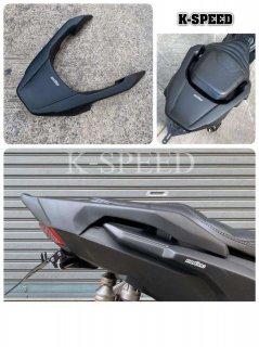 ホンダ ADV150 Motive リヤスポイラー マットブラック