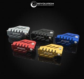 【国内在庫あり】ホンダ モンキー125 Revolution ブレーキマスターシリンダーカバー 5色 101007