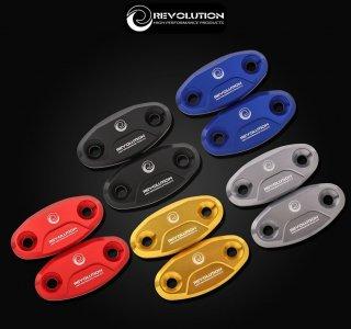 ホンダ CBR650R Revolution ミラーホールカバー 5色
