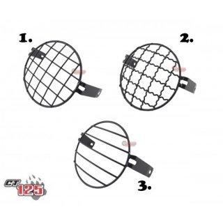 ホンダ CT125 ハンターカブ ヘッドライトガード 3種類