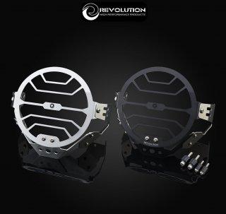 ホンダ CT125 Revolution ハンターカブ ヘッドライトカバー 2色