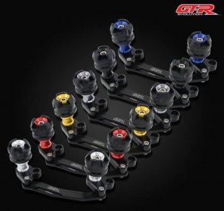 ホンダ PCX(JK05) PCX160(KF47) GTR マフラーガード マフラースライダー 6色 101137