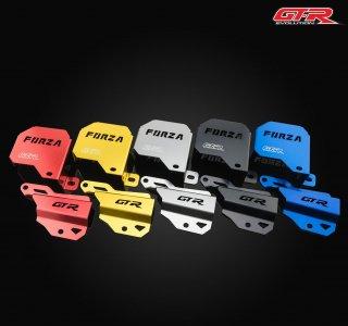 ホンダ フォルツァ MF15 GTR イグニッションコイル ブレーキケーブル カバー セット 5色