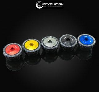 ホンダ フォルツァ MF15 Revolution リヤホイールセンターナットカバー 5色