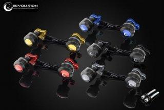ホンダ フォルツァ MF15 Revolution マフラースライダー V2 5色