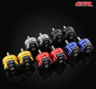【国内在庫あり】ホンダ CB650R GTR グリップエンド 5色 101029