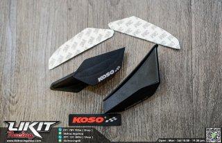 ホンダ PCX(JK05) PCX160(KF47)  サイドディフューザー