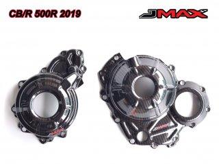 ホンダ CBR400R エンジンカバー