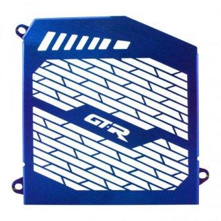 ヤマハ NMAX(2021-) GTR ラジエータ ガード グリル ステンレス ブルー